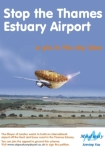 Download The Stop The Estuary Airport Poster - Click Here
