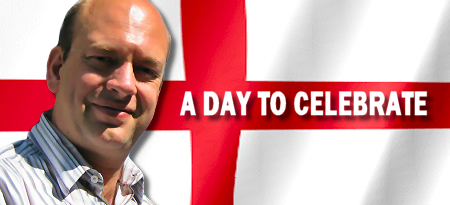 Mark Reckless - St George's Day