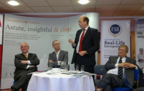 Mark Reckless speaking during debate on Thames Estuary Airport